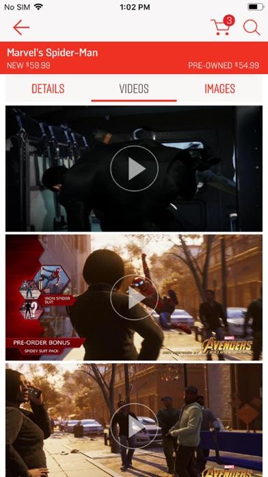 Gamestop review screenshots