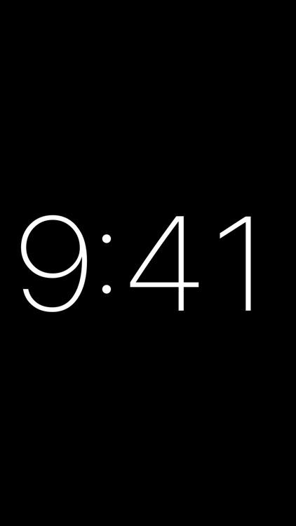 Clocky 9:41