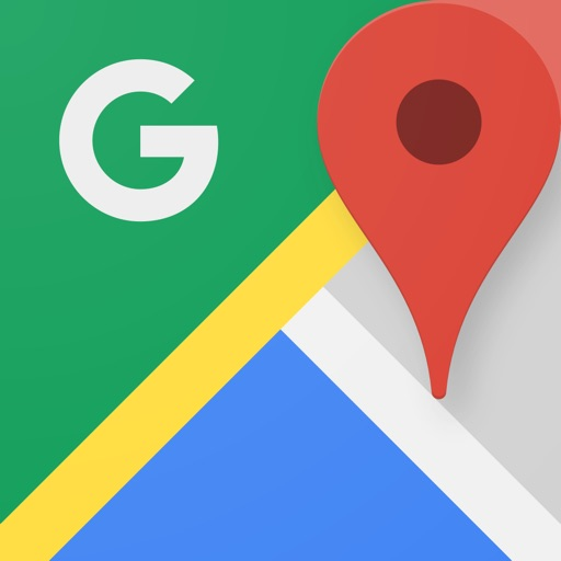Google Maps - Transit & Food free software for iPhone, iPod and iPad