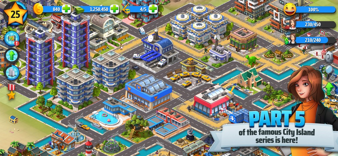 City Island 5 Tycoon Sim Game - Online Game Hack and Cheat | Gehack com