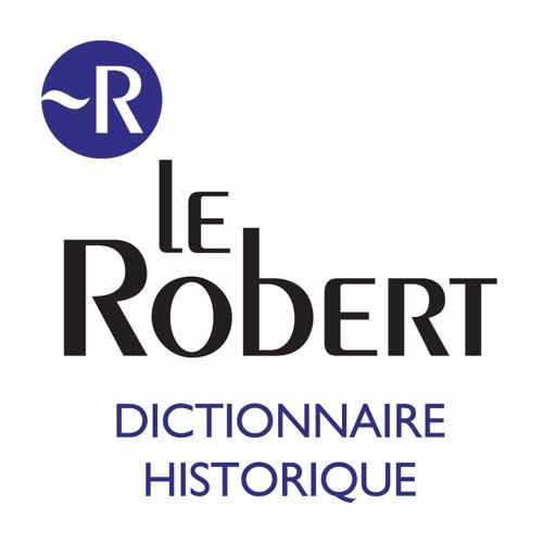 Dictionnaire Robert Historique iOS App