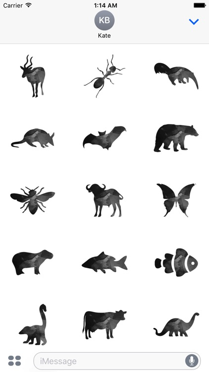 Animals Set Pack 1