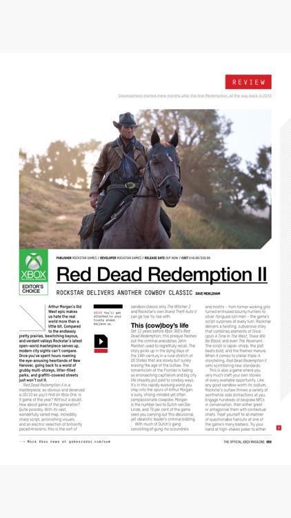 Official Xbox Magazine (UK) screenshot-6
