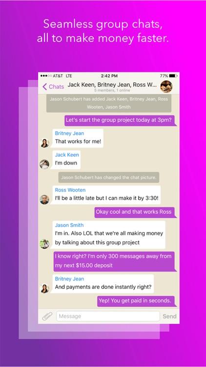Blabber - Make Money Messenger by Apps that Pay, LLC