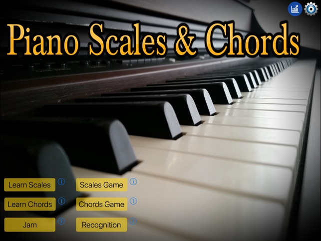 Piano Scales Chords On The App Store