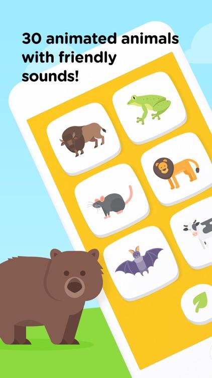 Zoo Sounds – Safe Toddler Fun