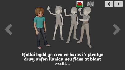 Screenshot #3 pour On Screen Bullying