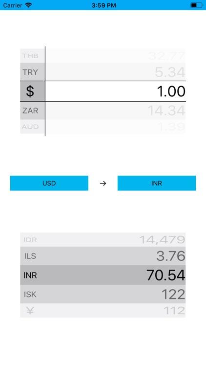 All Currency Converter app screenshot-6