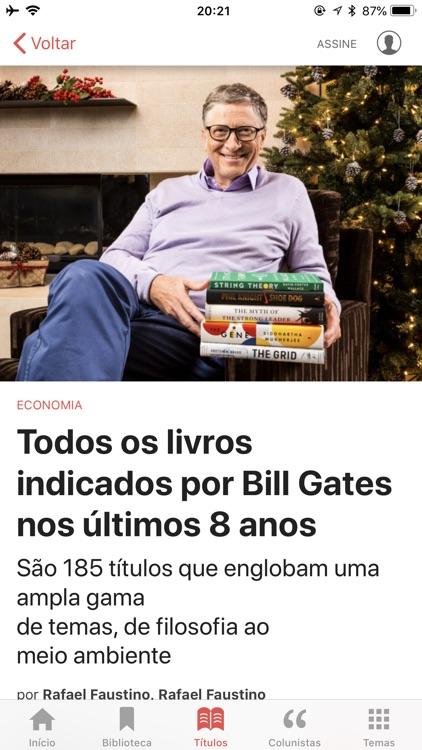 Globo Mais screenshot-3