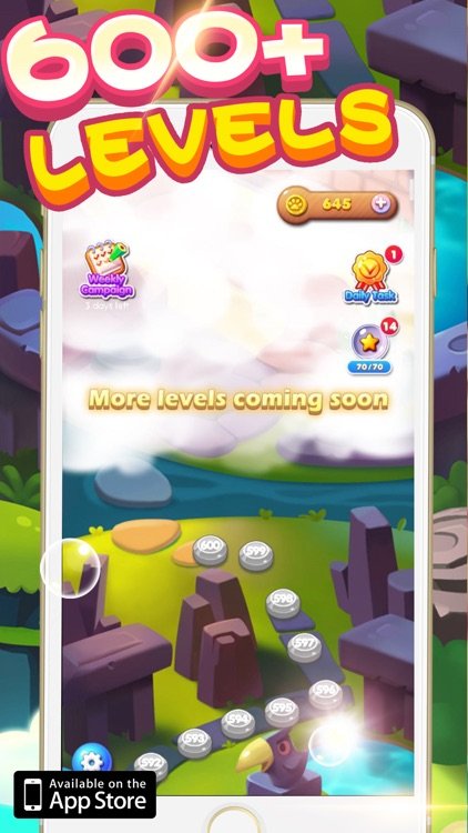 Bubble Bird X screenshot-2