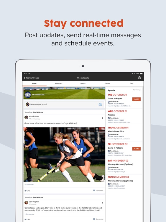 sportsYou for iPad