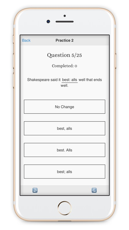 Perfect 36 - ACT Prep screenshot-4