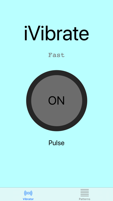 iVibrate Calm - Phone Vibrator screenshot 1