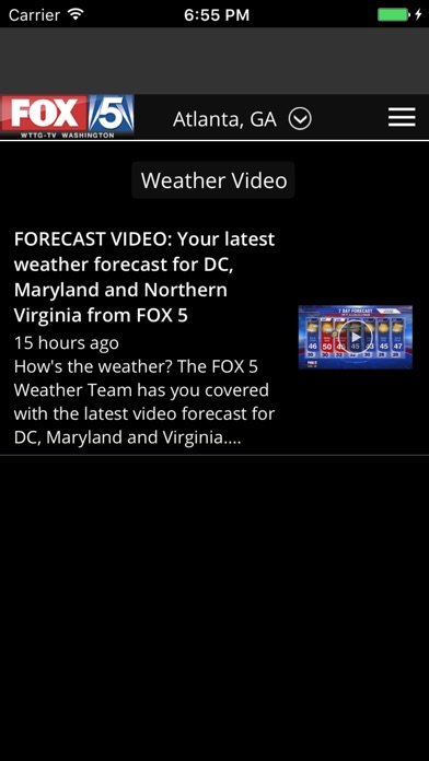 download FOX 5 Weather apps 3