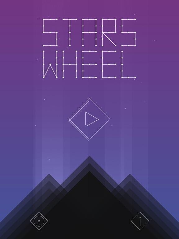 Stars Wheel на iPad