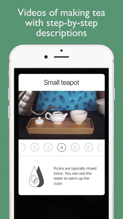 The Tea App screenshot-3