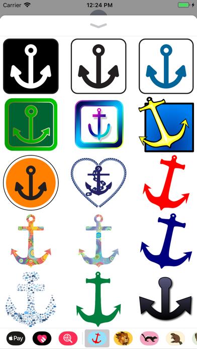 点击获取Anchor Stickers