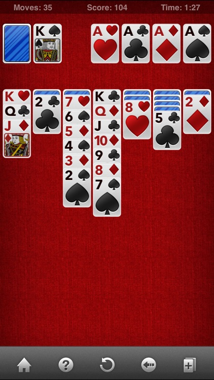 Solitaire・ screenshot-1