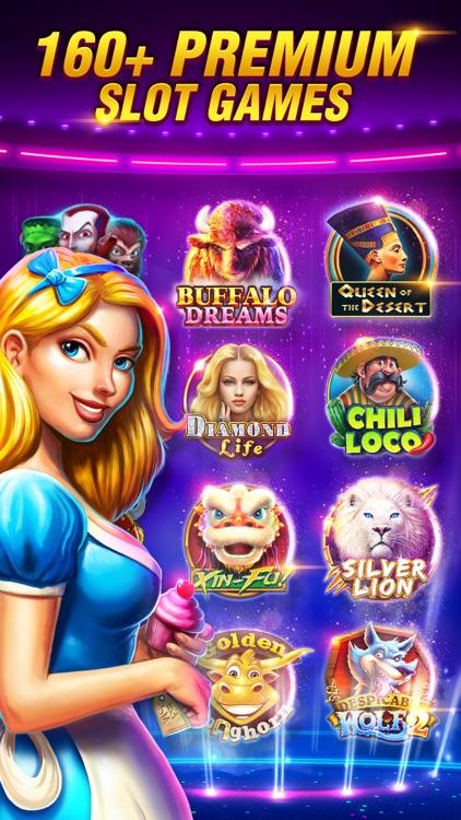 Slotomania™ Vegas Casino Slots screenshot-0