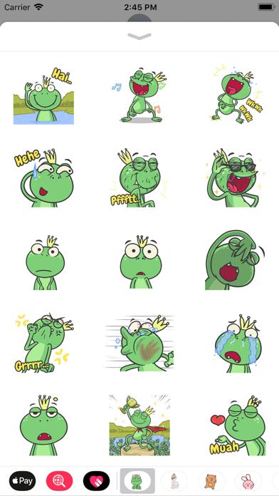 Frogmoji Animated