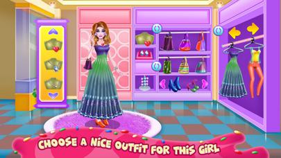 Nerdy Girl Break Up Story Screenshot
