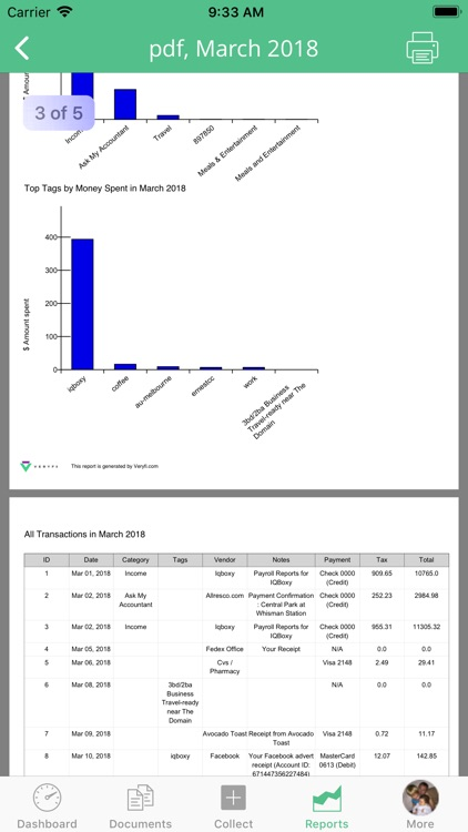 Veryfi - Receipts & Expenses screenshot-5