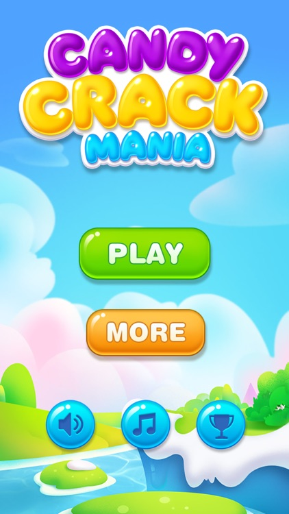 Candy Crack Mania screenshot-4