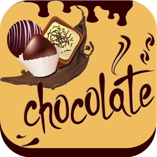 Chocolate Recipes. iOS App