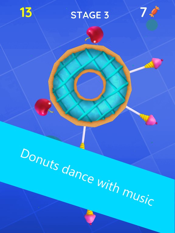 Hit The Donut screenshot 7