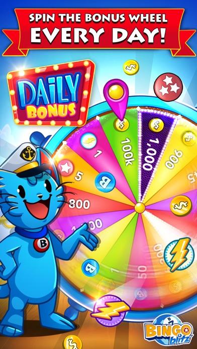 Bingo Blitz: ビンゴ ゲーム- ビンゴ スロットスクリーンショット5