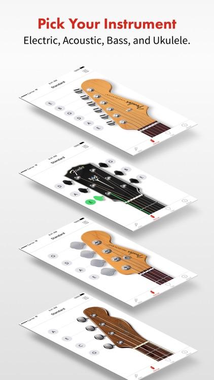 Fender Tune screenshot-4