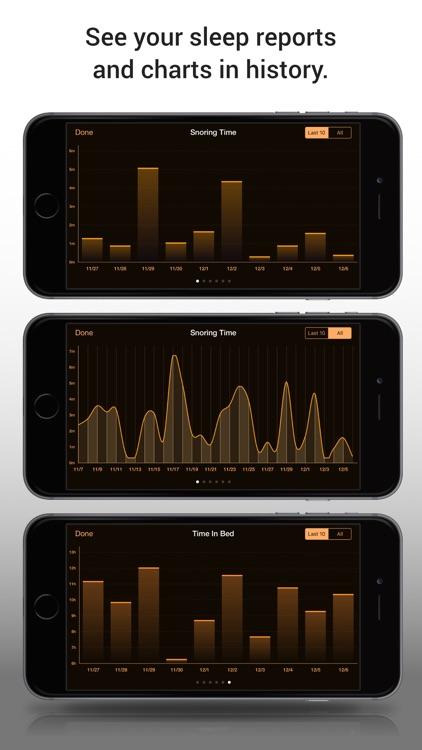Snore Control Lite screenshot-4