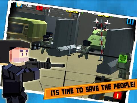 блок город Побег Игры на iPad