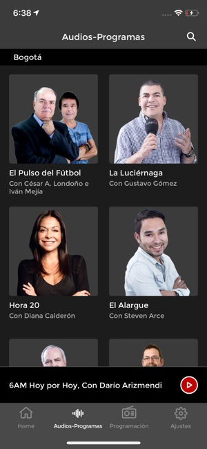 Caracol Radio on the App Store
