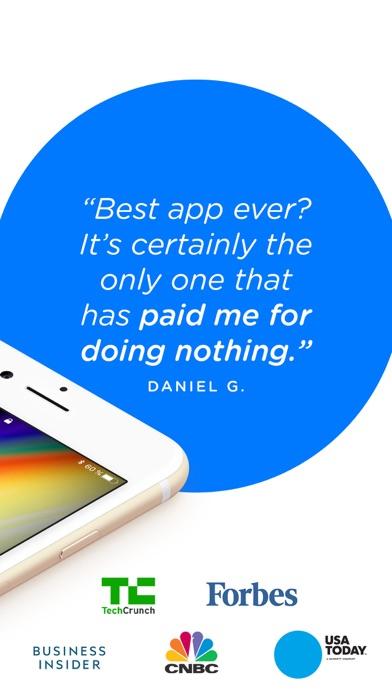 Screenshot of Dosh App