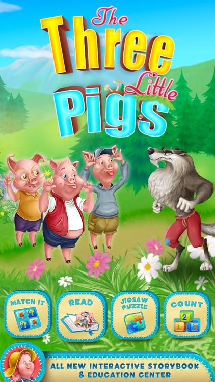 Three Little Pigs Tale