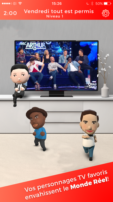 download We Are TV - Réalité Augmentée apps 4