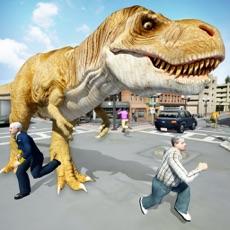 Activities of Dinosaur City Simulator Games