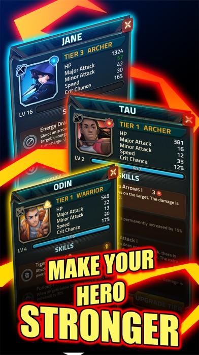 Screenshot 3 Heroes Of Elements