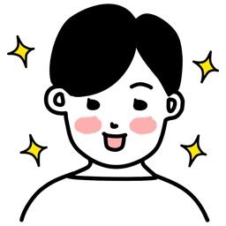 김남친 스티커 Boyfriend Kim stickers