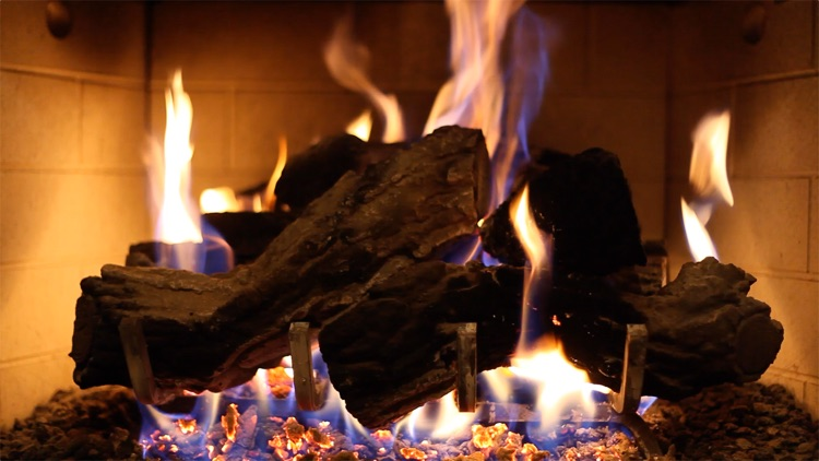 Scenes Wallpapers Fireplaces And Beaches On Apple Tv