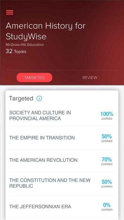 StudyWise American History