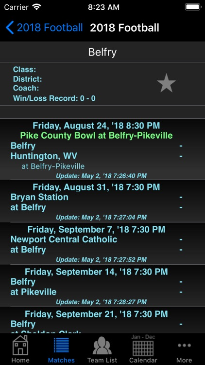 KHSAA/Riherds Scoreboard screenshot-2