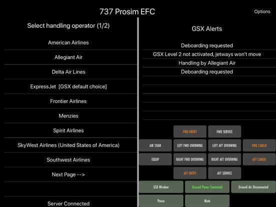 EFC 737   App Price Drops