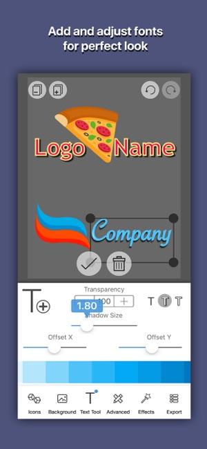 تطبيق Logo Shop Creator – Logo Maker لتصميم الشعارات يساعدك على تصميم شعار للآيفون 300x0w.jpg