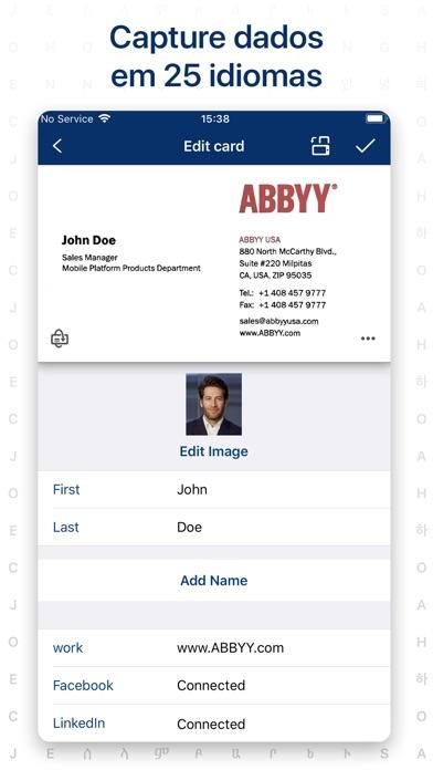 Baixar Scanner para Cartões de Visita para Android