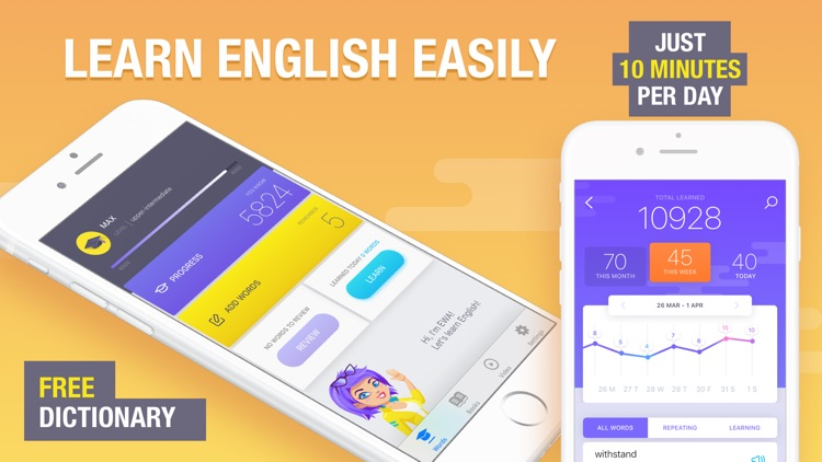 EWA: Learn English Words Easy