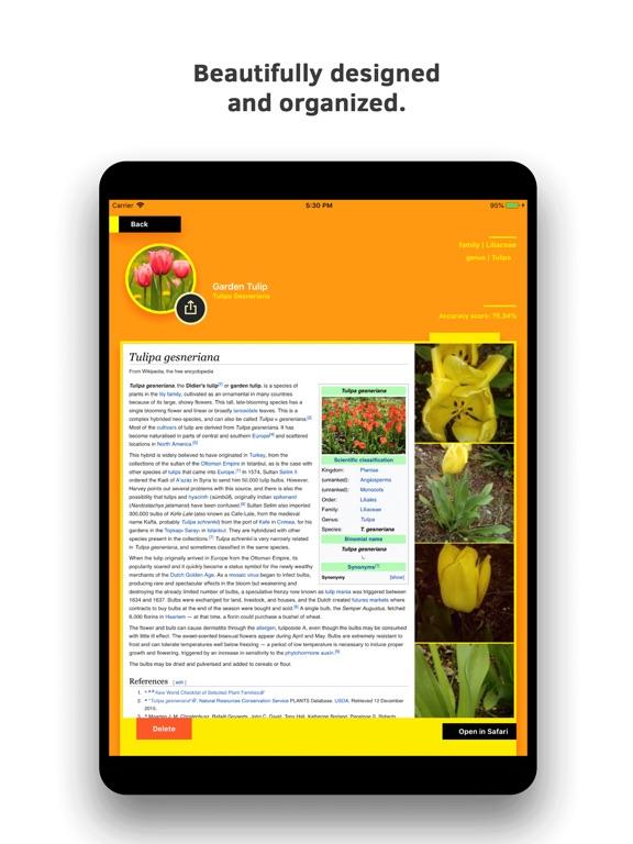 Plant Identification screenshot 9