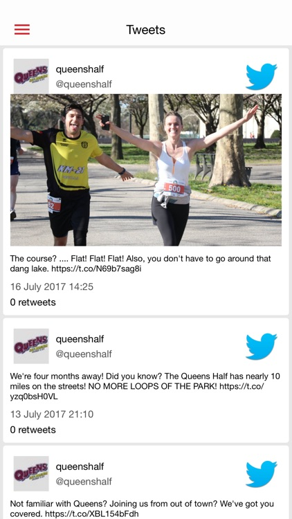 NYCRUNS Queens Half Marathon screenshot-2