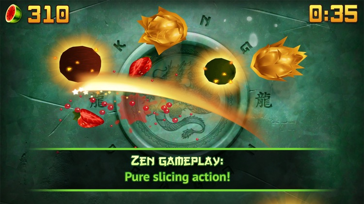 Fruit Ninja Classic screenshot-2
